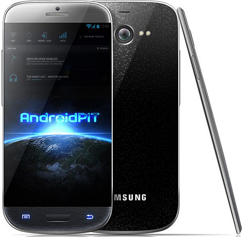 Galaxy S4 Design Features