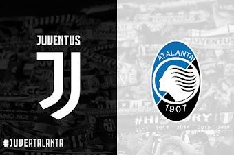 Postponed Juventus vs Atalanta Highlight