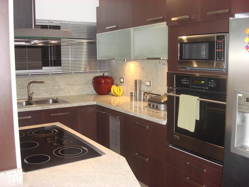 Mobiliario para el hogar oficina y ambientaciones for Cocinas wengue