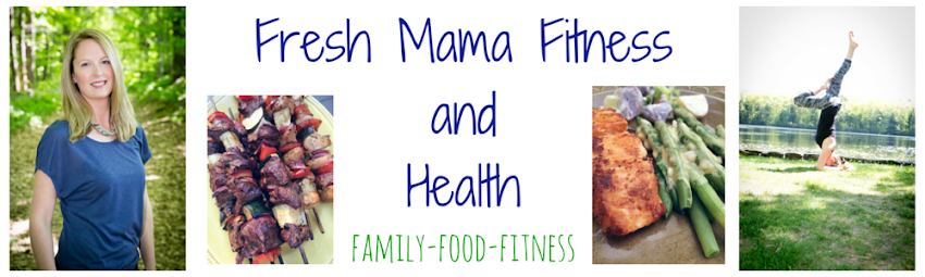 Fresh Mama Fitness and Health