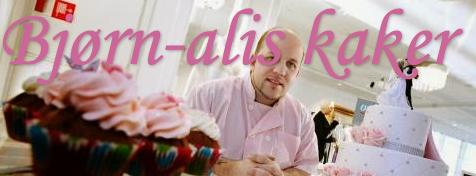 En dyktig mann med passion for kaker!