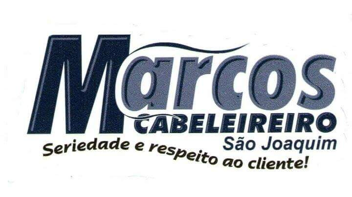 MARCOS CABELEIREIRO.
