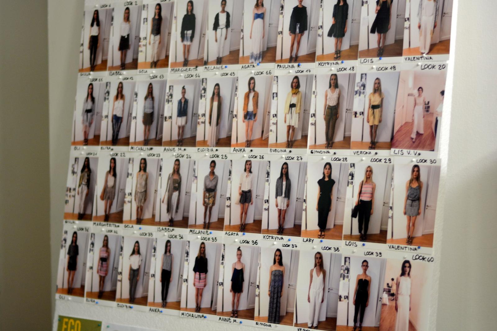 Kocca ss16 , Backstage Kocca Fashion Show