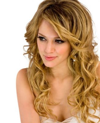 Long Curly Hair Styles For Women 2011