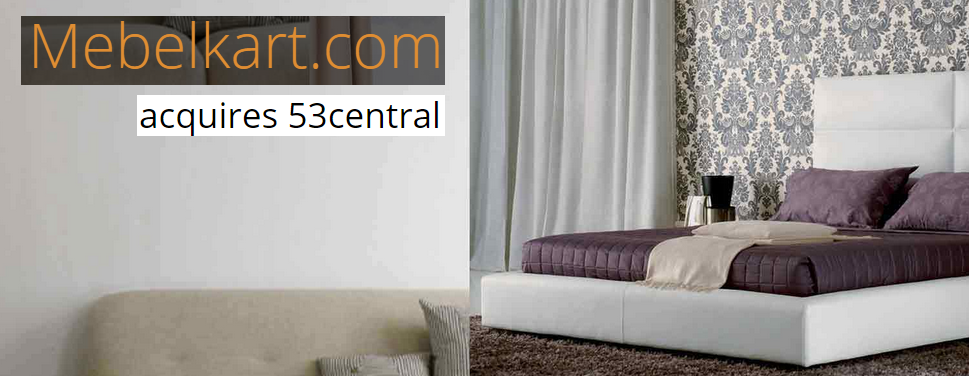Why MebelKart [Furniture Startup] acquired 53central
