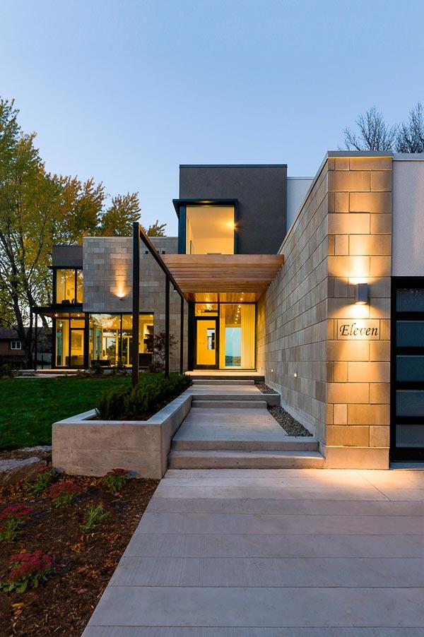 Gaya Rumah Modern Kontemporer Alami