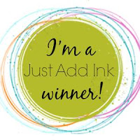 Just Add Ink Color Challenge Winner