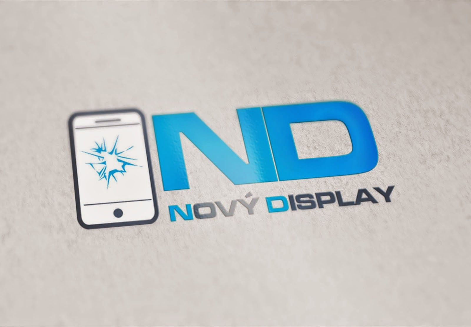 NOVÝ DISPLAY