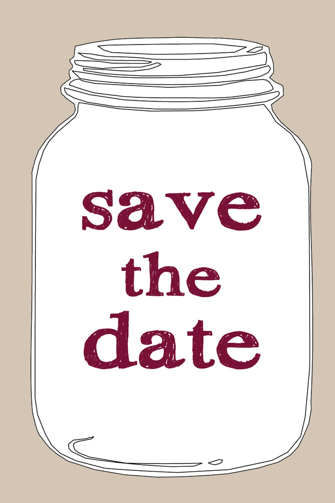 Your Girl for all Seasonings Wedding WednesdayThe Official Save – Wedding Chicks Save the Date
