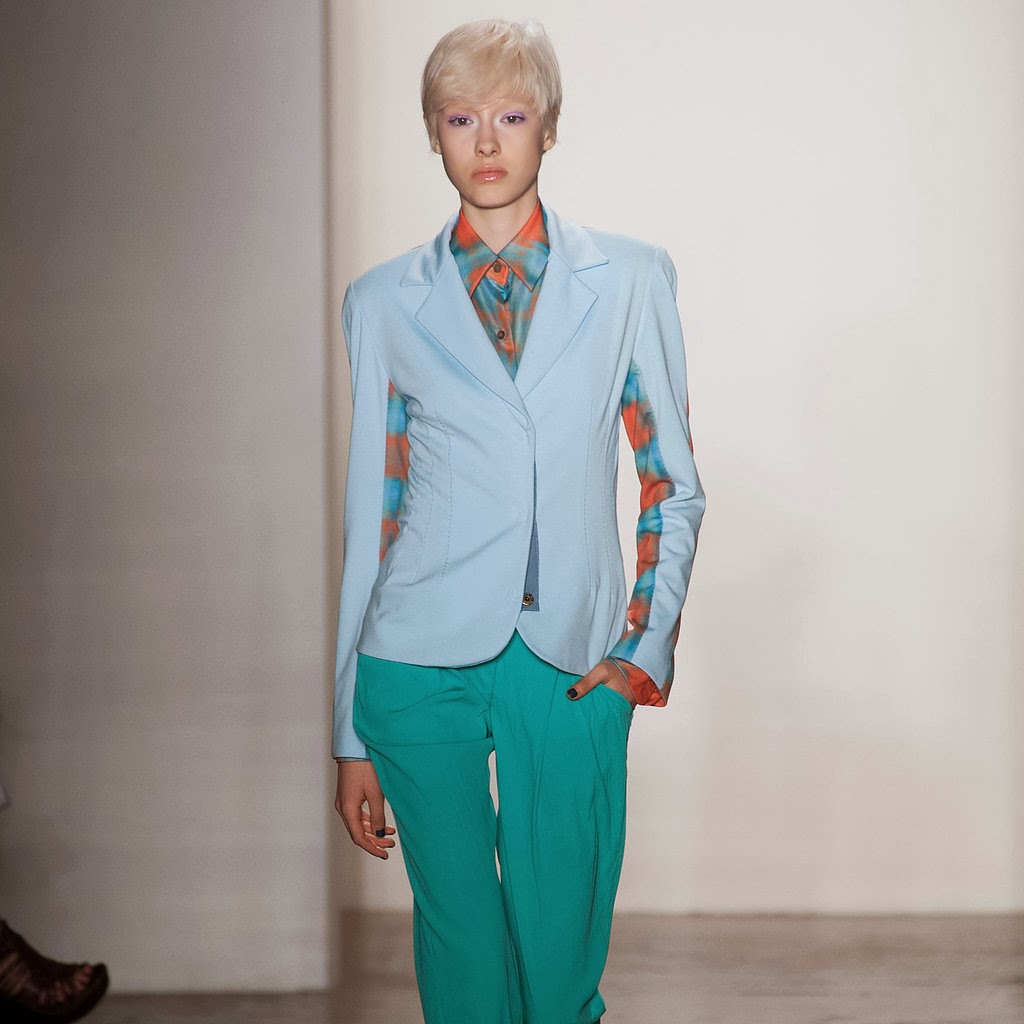 runway to reality - spring 2014 trends