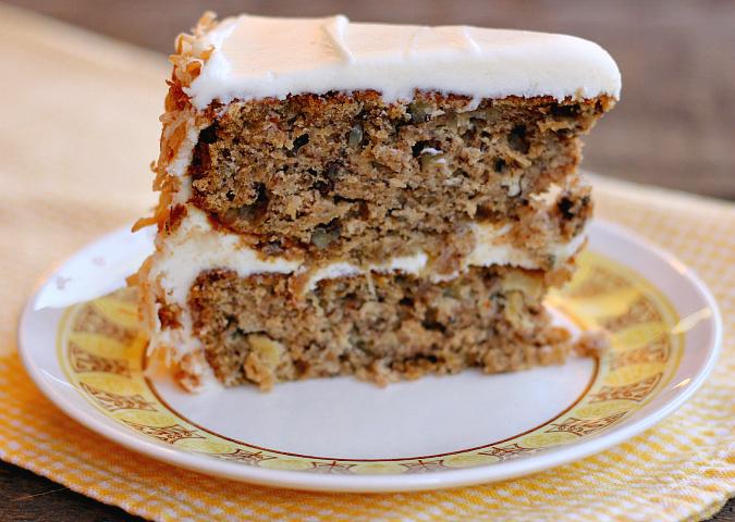 Love Laurie Hummingbird Cake