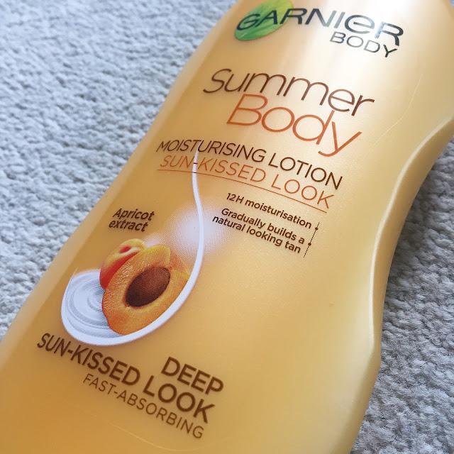 Garnier Summer Body