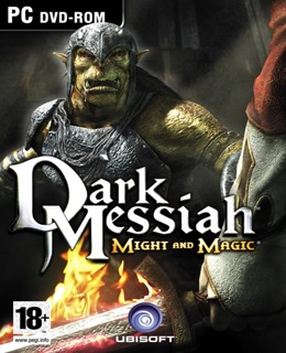 Dark Messiah Might and Magic PC Box