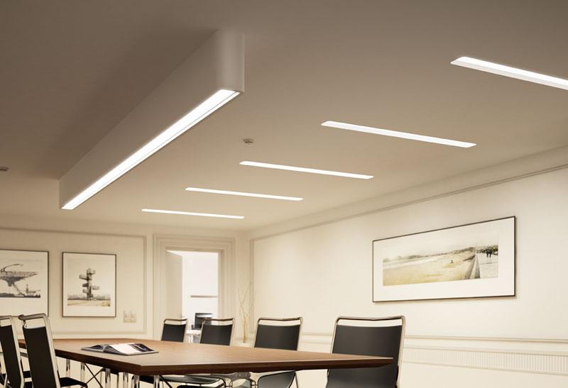 Interiores minimalistas plightster nuevo concepto de - Iluminacion de interiores ...