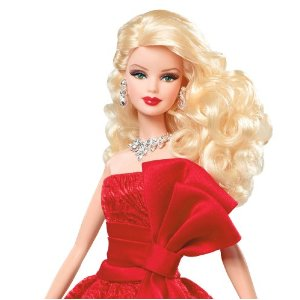 if you want a barbie that will be played with this is probably not the one you want having said that there arent many nine year old girls who will be