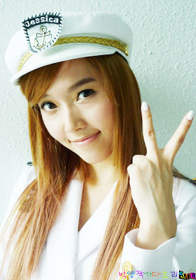 Jessica 'SNSD' - Wanita Korea Tercantik di Dunia
