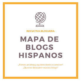 Mapa de blogs hispanos