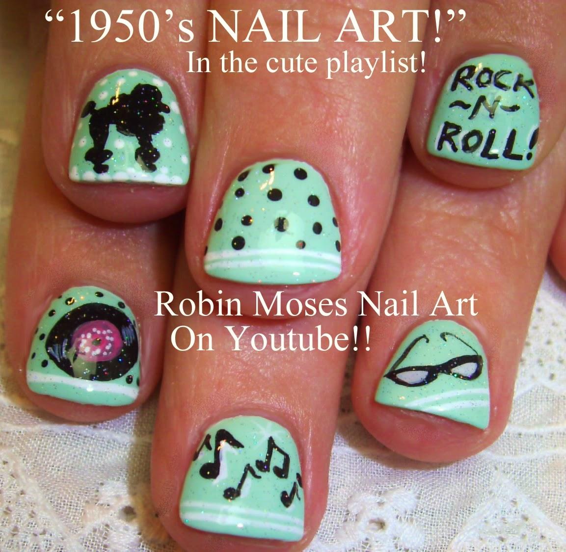 disney nails\