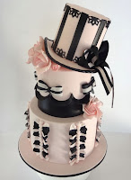 Burlesque. Tartas originales.