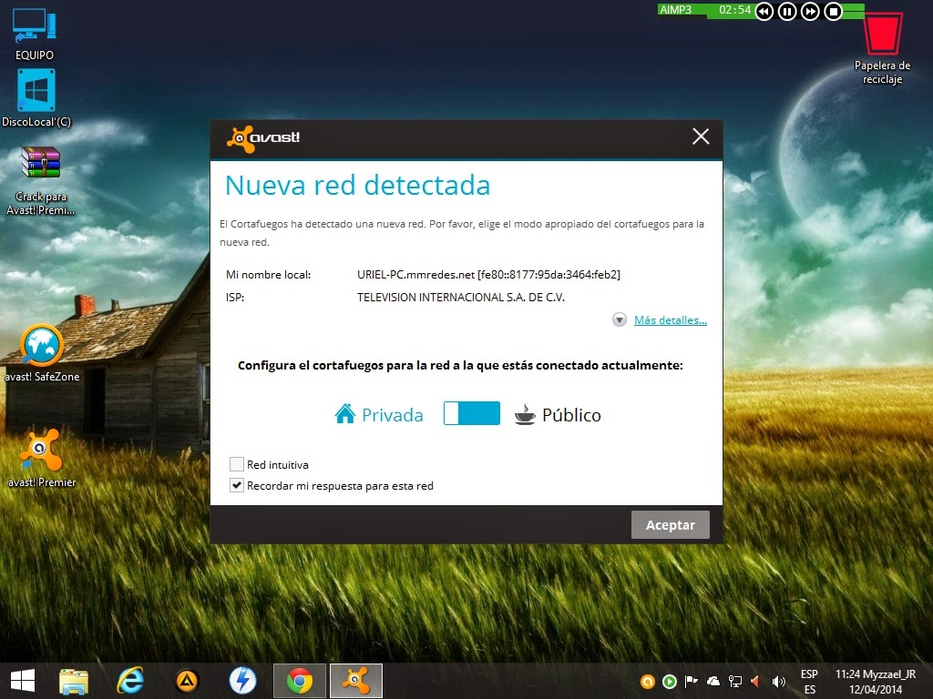 Nod32 con crack hasta 2050. download crack avast internet security 7.0.14..