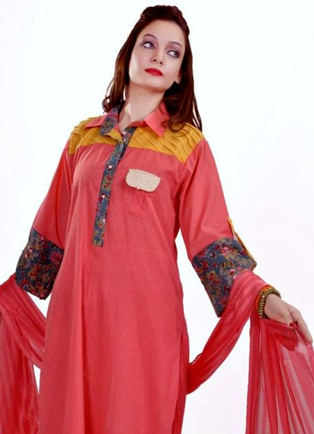 Zahra Ahmed Exclusive Eid Collection 2012 Latest Summer Collection