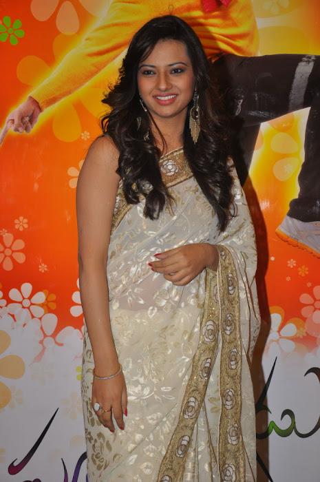 isha chawla saree @ poola rangadu sm glamour  images