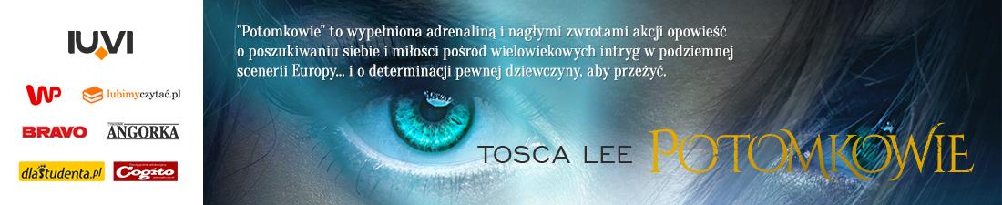 ",,Potomkowie"" Tosca Lee"