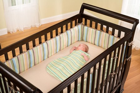 Willow Creek Pediatrics Fact Friday Crib Bumpers Are