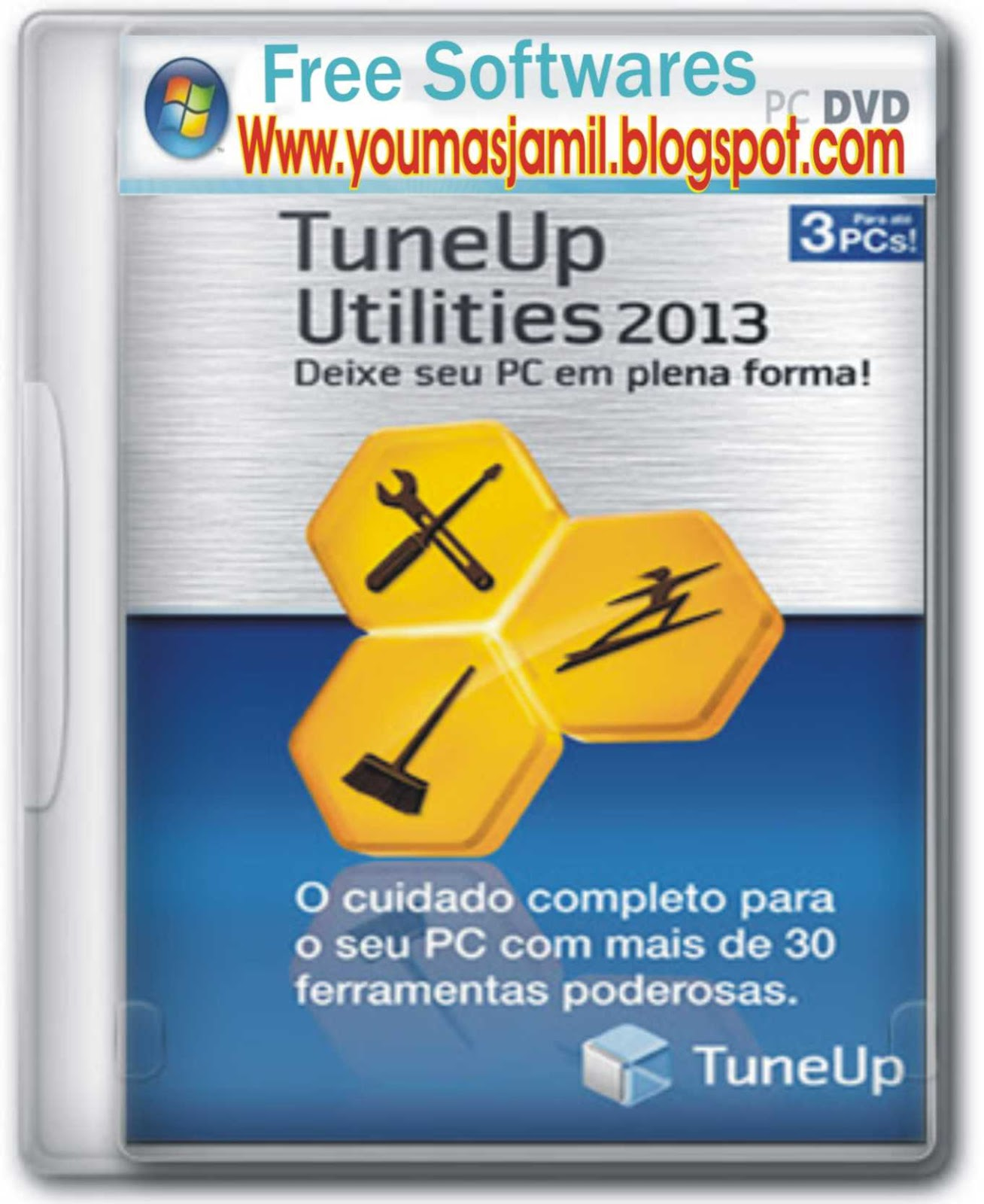 TuneUp Utilities Product Key For Free (English version) - Most i Want