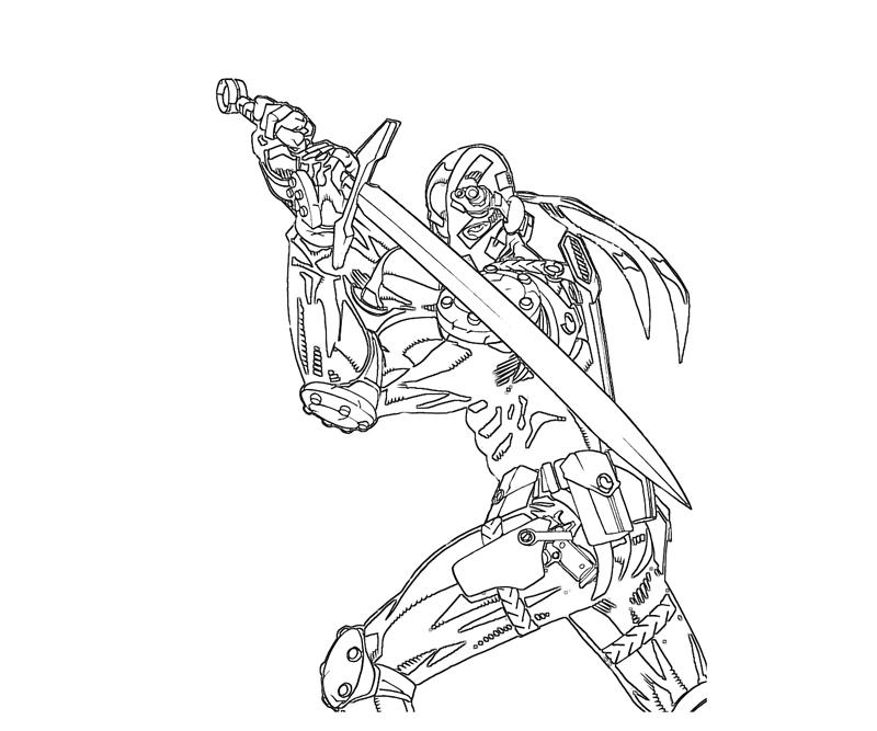 coloring pages of deathstroke injustice - photo#20