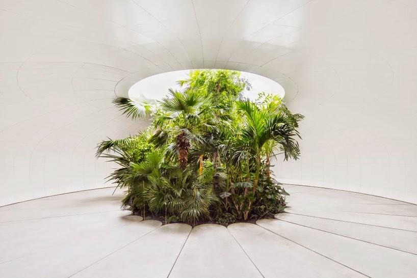 Pabellon tipo Iglu, Construcciones Verdes, Arquitectura Sostenible