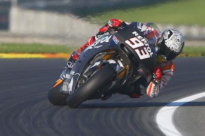 Apa yang Membuat Marquez Bisa Cepat, ECU Marelli atau Ban Michelin?