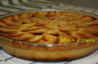 TARTA DE MANZANA LIGERA