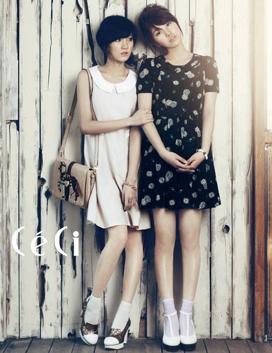 [PICS] Suzy for Ceci Magazine 3