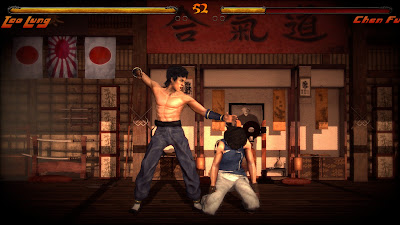 Kings of Kung Fu screenshot