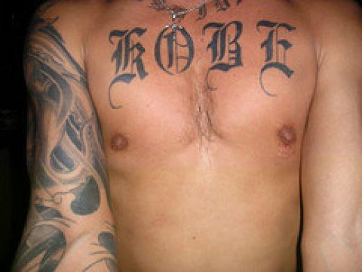 Tattoo Font Generator