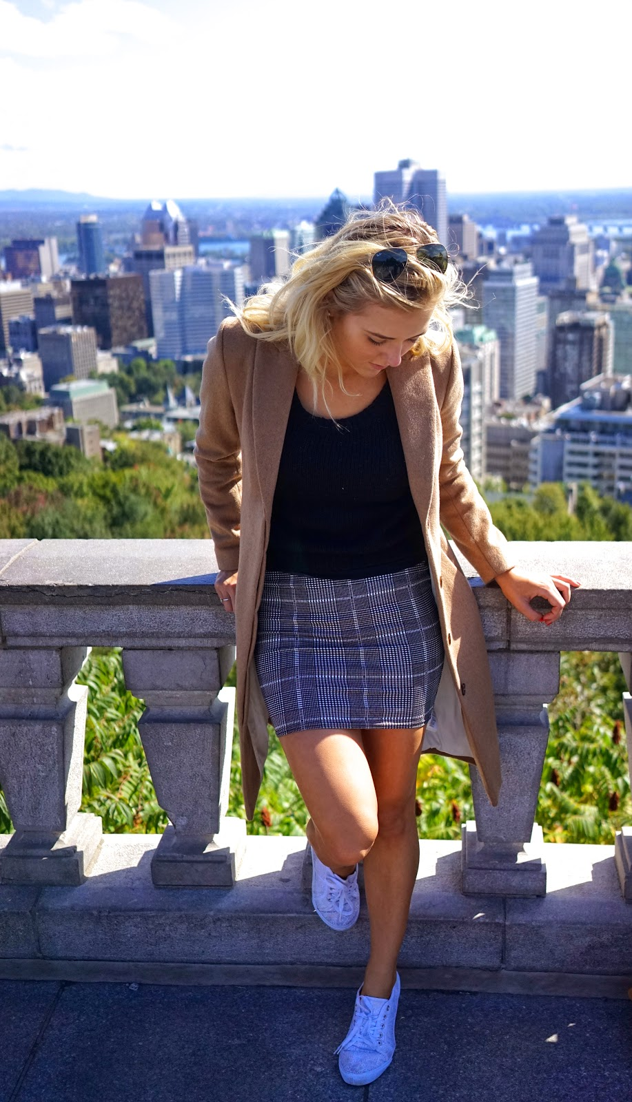 fashion blogger mont royal