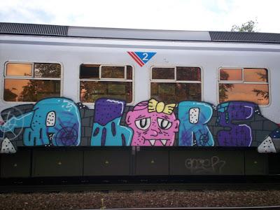 graffiti Vamp Alors
