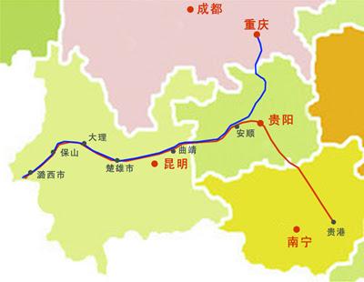 中緬油氣管道