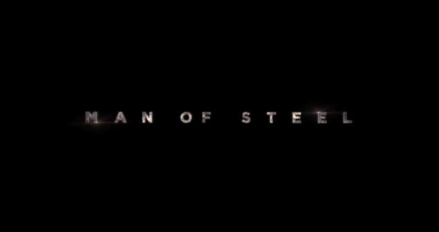 Man of Steel 2013 Warner Bros Pictures, Legendary Pictures, Syncopy Films, and DC Entertainment super hero film directed by Zack Snyder starring Henry Cavill, Amy Adams, Michael Shannon