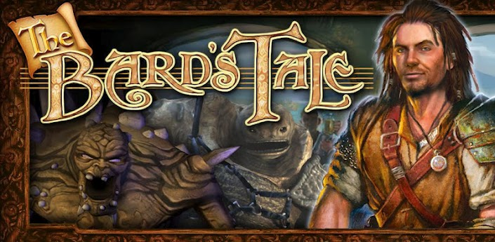 the bards tale android header