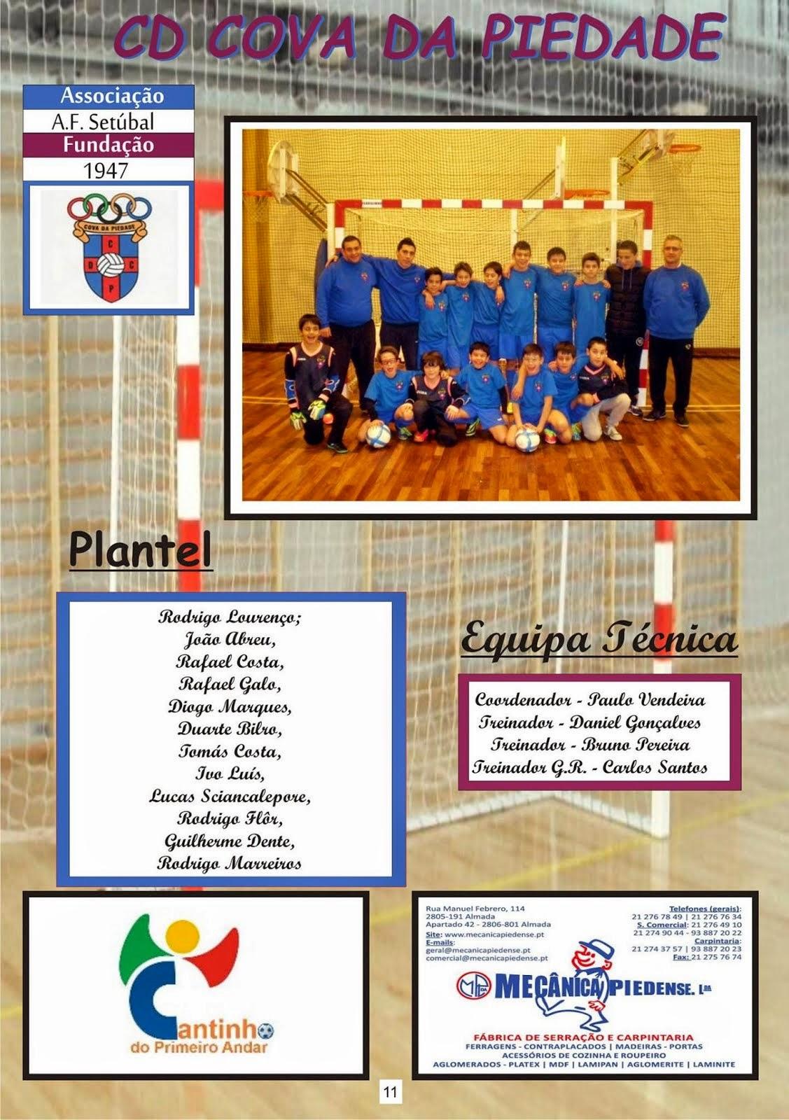 Torneio de Futsal 2015 Mario Ferreira