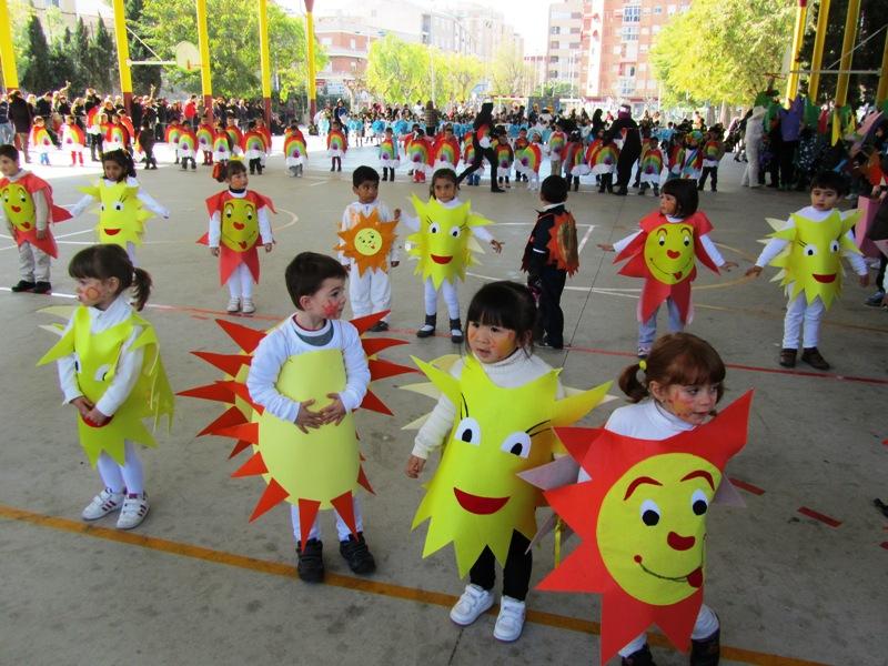 Las Fiestas De Carnaval