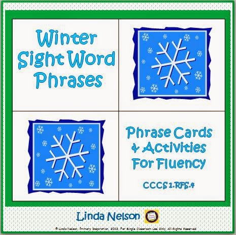 http://www.teacherspayteachers.com/Product/Winter-Sight-Word-Phrases-437176
