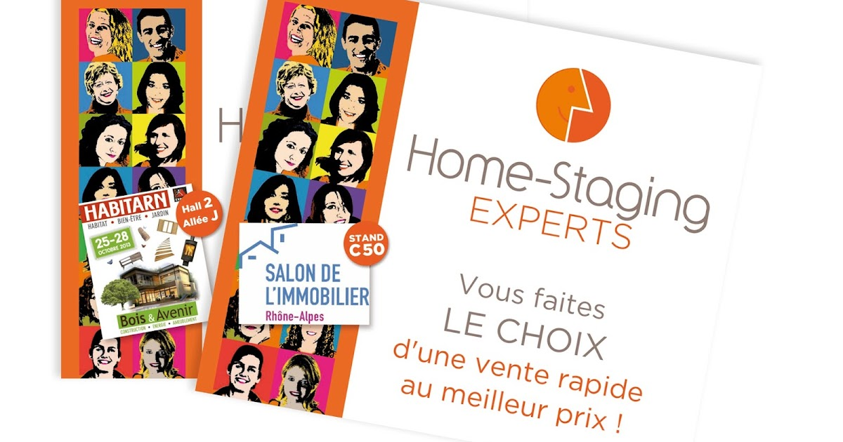 Home staging experts salons immobiliers ou de l habitat - Salon de l habitat albi ...