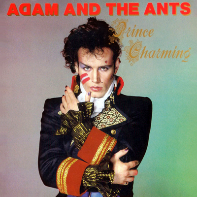 Adam and the Ants third album Prince Charmin, 1981.