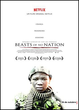 Beasts Of No Nation - WEB-DL AVI Dual Áudio - RMVB Dublado