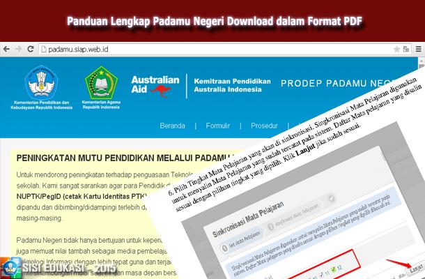 Panduan Lengkap Padamu Negeri Download dalam Format PDF