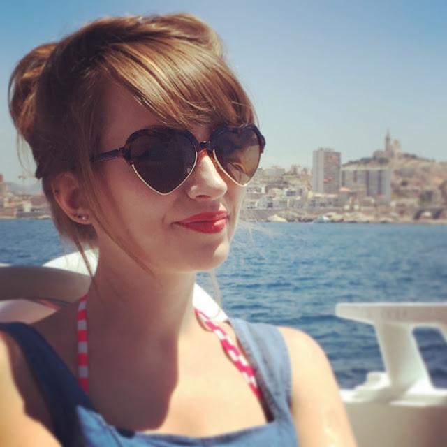 Marseille ferry trip