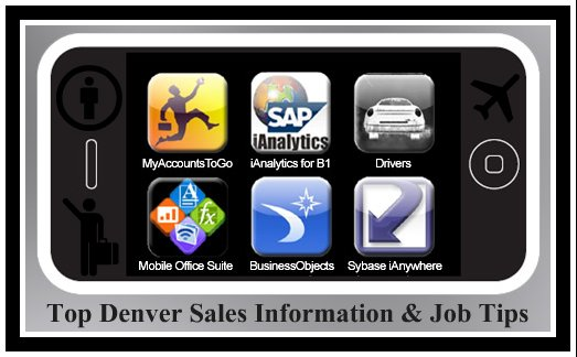 Top Denver Recruiting & Sales Resume Info